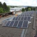 Photovoltaikanlage Bauhof Könen