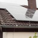 Photovoltaikanlage auf dem Bürgerhaus in Nittel