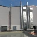 Neubau einer Bearbeitungs- und Lagerhalle, Rose Trier