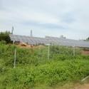 Photovoltaikanlage auf dem Trinkwasser-Hochbehälter Konz-Canet