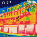 Thermografie Mehrfamilienhaus Saarburg